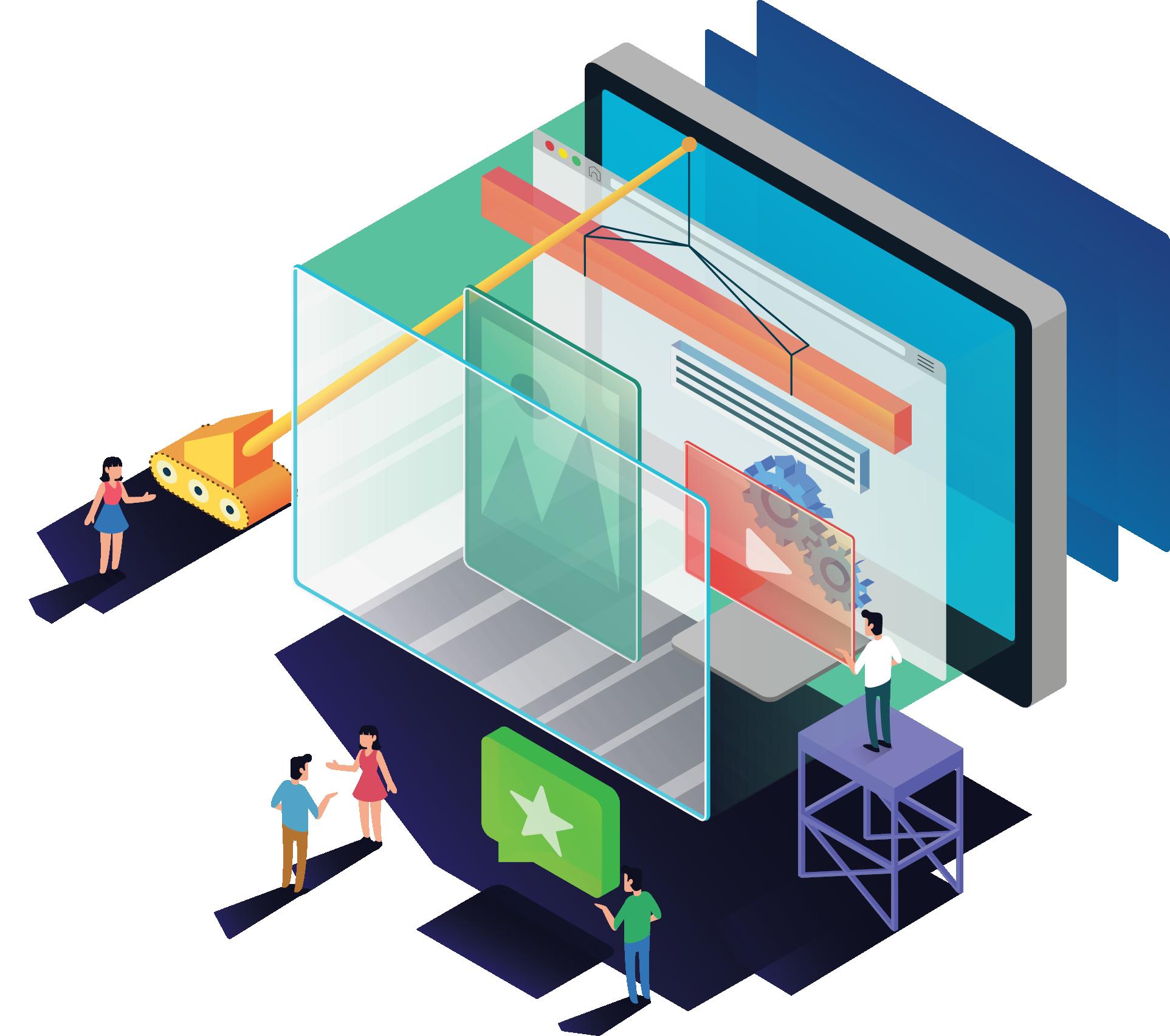 dynamic website designing company