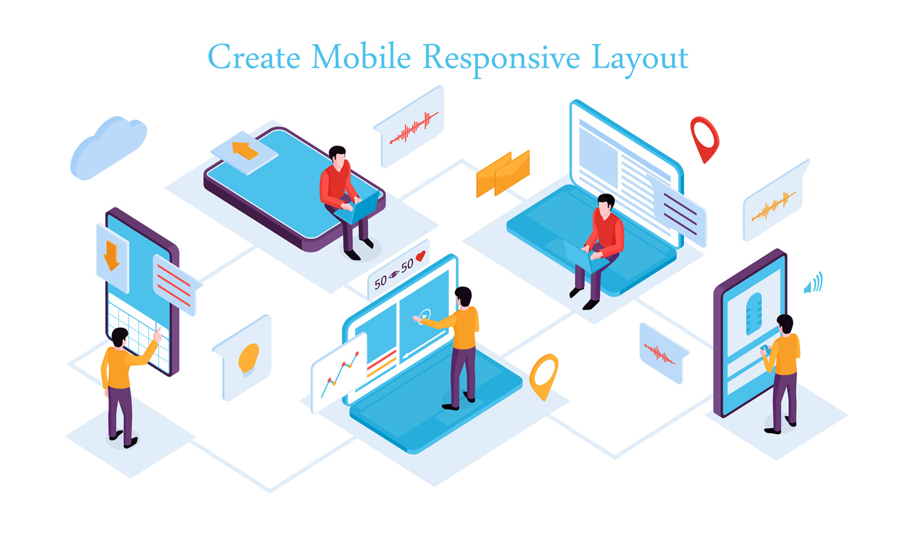 Mobile Responsive Website Optimization